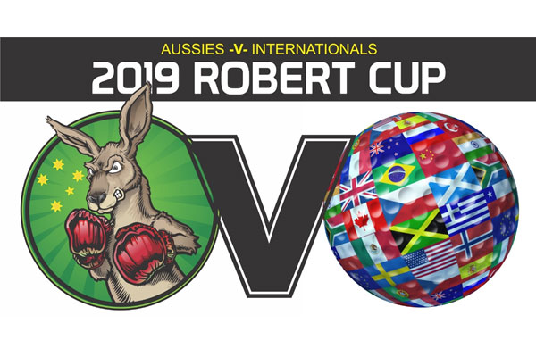 2019 Robert Cup – Aussies v Internationals
